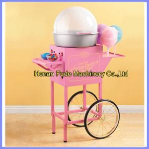 Quality Cotton candy machine, candyfloss machine, spun sugar machine, small snack machine for sale
