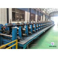 China 4kw Standard Metal Roll Forming Machine , Roofing Sheet Machine With Siemens PLC Control on sale