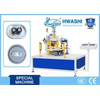 Quality Rotate Caps Cover / Shell Spot Automatic Welding Machine with Eight Welding Station for sale