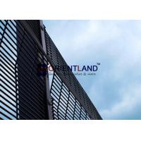 Quality Anti Cut Anti Climb Fence , Security Mesh Fencing Corrosion Resistance for sale