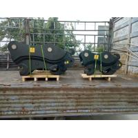 Quality Various Environment Excavator Quick Attach Coupler , Bucket Quick Coupler CE ISO Approved for sale
