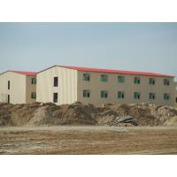 Quality Low Cost Prefab Commercial Buildings / Energy Saveing Prefab Metal Building for sale