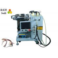 Quality 18mm Diameter Handheld Automatic Cable Tie Tool Machine SWT25100H CE Certificates for sale