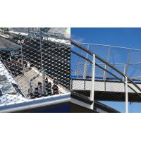 Buy cheap Inox Architectural Flexible Cable Mesh Stainless Steel Wire Rope Balustrade from wholesalers