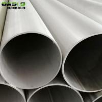 Quality SS316 / 304 Stainless Steel Casing Pipe 5 / 8 Inch Size Seamless Welded for sale