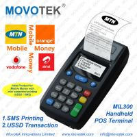 Quality Movotek POS Terminal Touch Screen with Bar code Scanner, RFID Reader and Thermal Printer for sale