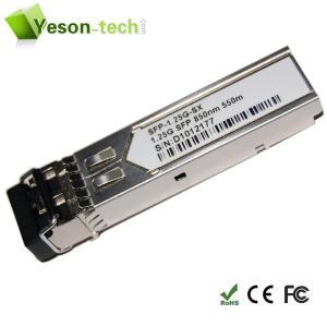 China 1.25G SFP Transceiver compatible Cisco GLC-SX-MM SFP Module on sale