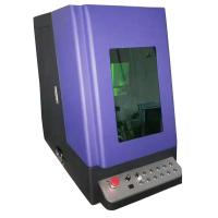 Buy cheap Israel Portable Jewelry Laser Marking/Engraving/Cutting Machine from wholesalers