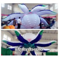 China Customized Haning Inflatable Wedding Flower for Party, Bar and Concert Decoration on sale