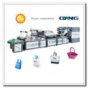 China Non-woven Polypropylene Bags Making Machine on sale