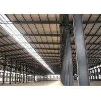 China Prefabricated steel structures commercial steel cheap metal warehouse buildings sheds construction on sale