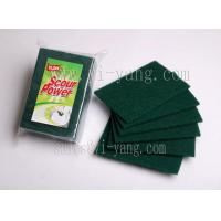 Quality Scouring Pad, Sponge Scrubber,Polishing Pad for sale