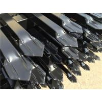 Quality Hot sale spear top metal steel fence for sale