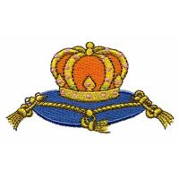 China Embroidery digitizing service,design in embroidery digitizing Crown Royal  on sale