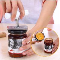 Quality Safety Can Opener Manual Professional Ergonomic Soft Handle for sale