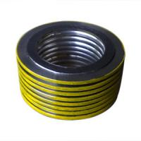 China ANSI B16.20 Spiral Wound Gasket, with Inner, Outer Ring on sale