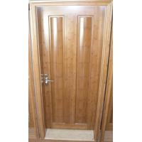 Quality Eco-friendly 100% natural Solid Bamboo Doors has Beautiful and Exotic, Strong for sale