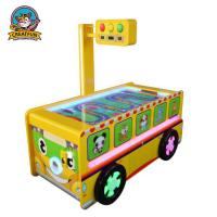 Quality Commercial Exciting Arcade Game Machines Cute With Colorful Light Box for sale