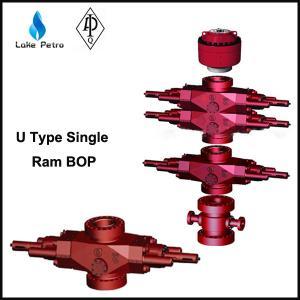 Quality API 16A U type single Ram BOP for sale