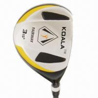 Quality Golf Wood, Customized Designs and Logos Accepted for sale