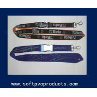 Best Polyaster / Nylon Custom Printed Lanyards , Promotion Gift Tube Neck Lanyard for Decoration wholesale
