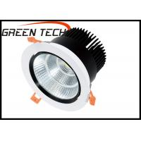 Quality 85V - 265V Dimmable LED Downlights , 5 Inch 18W Ceiling Recessed Down Lights for sale