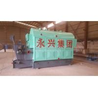 Buy cheap Single Drum Coal Fired Steam Boiler For Printing Dyeing Mill 4 Ton from wholesalers