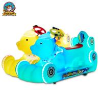Quality Cute Amusement Park Bumper Cars For Children Loosen Acceterator To Stop for sale