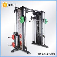 Quality hoist fitness equipment Functional Trainer&Smith Machine cable crossover multi function equipment for sale