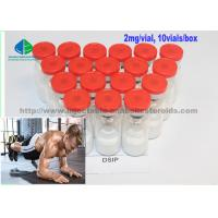 Buy cheap Delta Sleep Inducing Human Growth Peptide DSIP Polypeptide Injectable Hormones from wholesalers