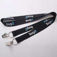 China Silk Screen Printing Lanyard wholesale lanyards on sale