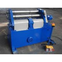 Quality Mechanical 3-Roller Unsymmetrical Plate Rolling Machine (W11F Series) for sale
