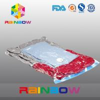 Quality Nylon PE laminated plastic vacuum storage bag for clothes packaging for sale