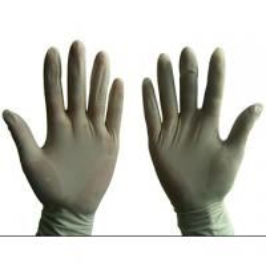 Quality FDA & CE Medical latex gloves AQL 1.5 for sale