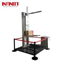 Buy cheap Large Household Appliance Drop Impact Test Machine Zero Height Paper Package from wholesalers