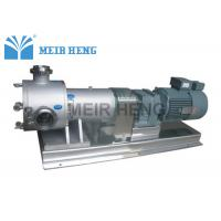 Quality Low Grind Sanitary Food Grade High Temperature Electric Drive Pump For Juice for sale