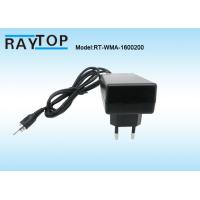 Best 100-240VAC Input EU Plug 16V 2A Wall-mount Power Adapter  RCA Jack for Santral wholesale