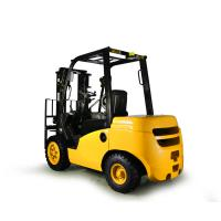 Quality Low Noise Hydraulic Stacker 2.5T Diesel Forklift Truck for sale