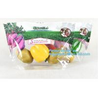 Quality Fruit Packaging protection bag for Cherry tomato fruit mango, plastic grape and cherry bags, cherry bag, frech lock, fre for sale