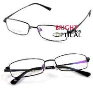 Quality Full-Rim Pure Titanium Eyewear (8850) for sale