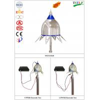Quality Material - Tested Active Ese Lightning Rod As Per UNE21.186 Mirror - Shine Housing for sale