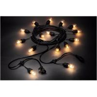 China led Christmas ball string light E26 E27 base decorative patio string lights waterproof on sale