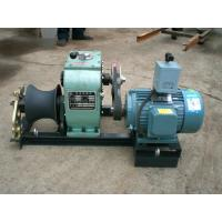 Quality Power Construction 3 Ton Electric Cable Pulling Winch With Electric Engine for sale