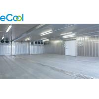 Quality 1000 Sqm One Floor Cold Storage -5C ~10C with Processing Area for sale