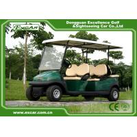 Quality Aluminum Chassis 6 Passenger golf buggy electric club car golf buggy for sale