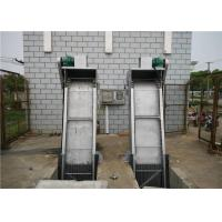 Quality Simple Structure Water Screen Equipment No Actuating Equipment High Sturdiness for sale