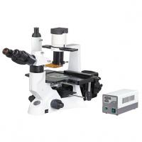 Buy cheap IB100F Laboratory Inverted Tissue Culture Fluorescence Microscopy/Inverse Fluorescence Microscope from wholesalers