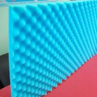 Quality Cars / Meeting Room Sound Proof Sponge , Multi Color Waterproof Foam Sheets for sale