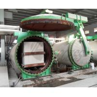 Textile Sand AAC Autoclave Lightweight , AAC Block Plant Automatic