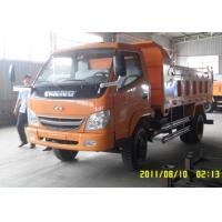 China Top Sale Light duty truck (5 to 10 Ton) Mini Cargo truck 4x2 dump truck with LOW Price For sale on sale